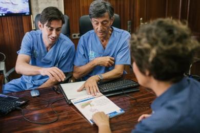 equipo medico aparato digestivo